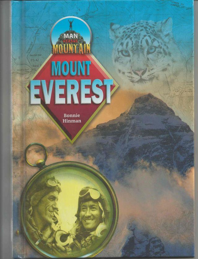 Mount Everest Book Cover